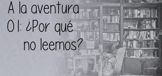 01: ¿Por qué no leemos?