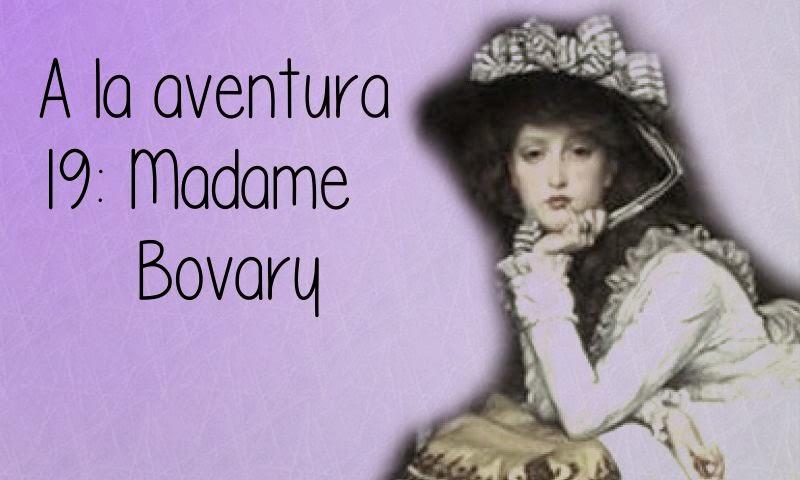 19: Madame Bovary