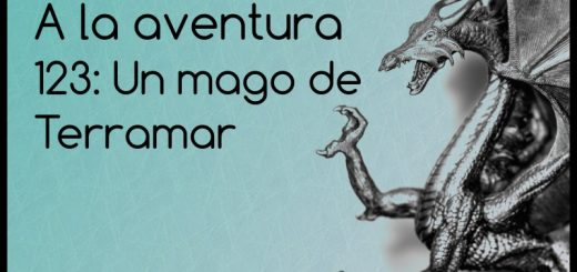 123: Un mago de Terramar